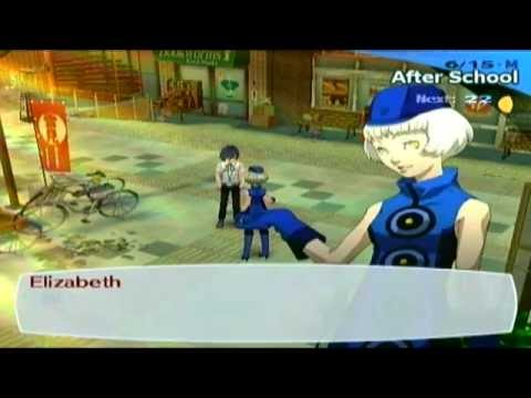 Persona 3 dating