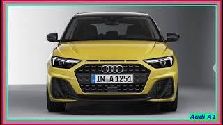 AUDI A1 2019 - New Audi A1 Sportback 2019 Review