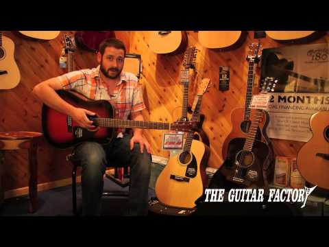 Fender CD-60 The Guitar Factory - Video Blog Ep. 14