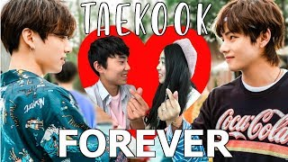 Taekook Moments I Think About A Lot - Couple Reaction