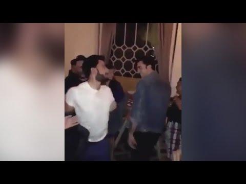 Deepika's Ex Ranbir Kapoor DANCES With Ranveer Singh In A Party