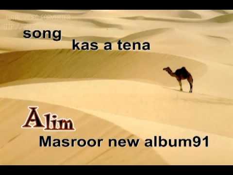 Alim Masroor New Song 2010 Vol 83 Kas A Tena Poet.ishaq Zakir Shahwani.flv video