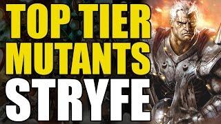 Omega Level Mutants: Stryfe (Cable's Clone)