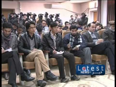 The Latest Pashto News From 1tv 04.03.2014 video