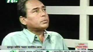 Interview of Humayun Faridi by Imdadul Hoque Milon