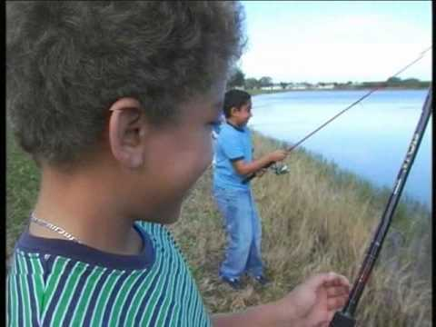 PAL Fishing Clinic - Port St. Lucie, Florida