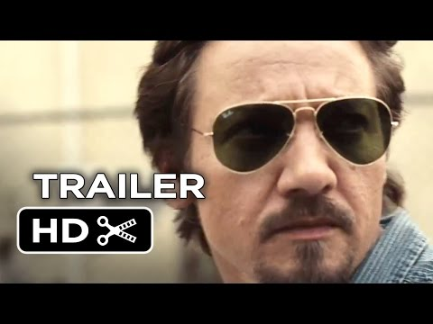 Kill the Messenger Official Trailer #2 (2014) - Jeremy Renner Crime Drama HD