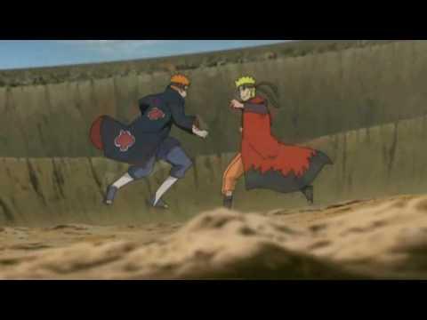 Naruto Amv - Naruto Vs Pain [hd] video
