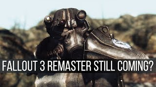 Bethesda Has UNANNOUNCED GAMES Coming at E3 - Still Hope for Fallout 3 Remastered?