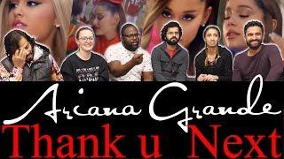 Ariana Grande Thank U Next Group Reaction