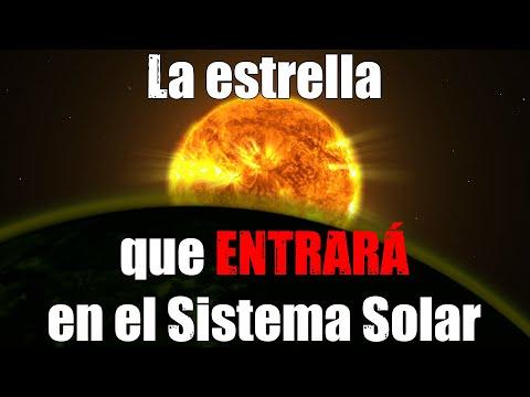 Gliese 710: la estrella que se adentrará MUCHO en el Sistema Solar