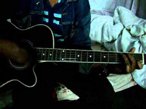 cholona ghure ashi lucky akhond guitar lesson by premmatal