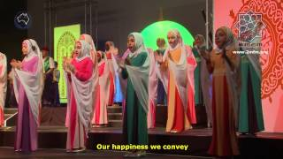 Ya Rasulullah Multicultural - يا رسول الله - Sydney Mawlid 2015