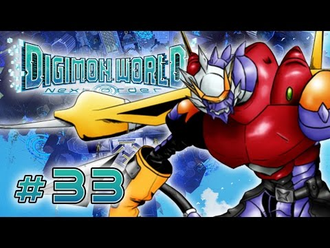 Digimon World: Next Order - Lets Play Part #33 【 Deutsch / German 】 - Arresterdramon