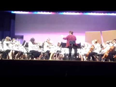 2013 East Islip Middle School Spring Orchestra Concert