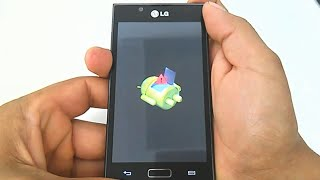 Aplicando hard reset no LG L7 P705f P700f P714f P715f P716f