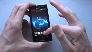 Sony Xperia Sola - Review