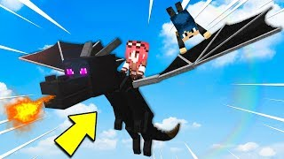 Minecraft ITA - IL NOSTRO NUOVO ANIMALE DOMESTICO!!
