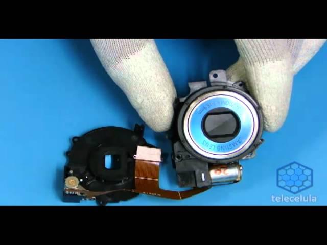Tutorial Desmontagem Conjunto Óptico Samsung S760/ S860