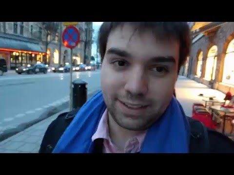SWEDEN (STOCKHOLM) 4k - Tom goes to 100 countries (#7)