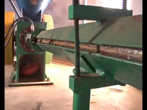 Biomass Briquetting Machine, Watch Briquetting Machine video - IDI EXIM, Coimbatore, India.