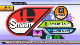 How To Download Cloud DLC For Super Smash Bros Wii U & 3DS