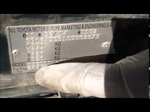 Toyota Camry Silver Paint Code