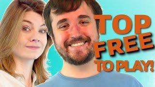 TOP FREE TO PLAY por Leon e Nilce l Go4fun - Ep. 5