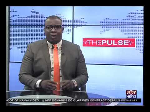 Ghana's Economy - The Pulse on Joy News (13-4-16)
