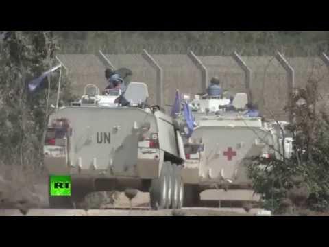 La ONU envía más tropas para salvar a los cascos azules secuestrados en los Altos del Golán