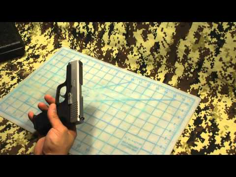 Review of Kahr CW9 9mm Pocket Pistol (1080p HD)