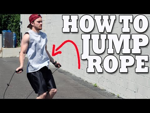 How to Jump Rope Like a Boxer Image 1