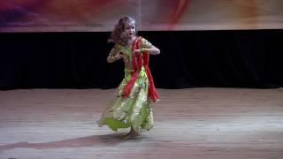 Mere Sapno Ke Rajkumar. Мария Емец /Indian dance groop