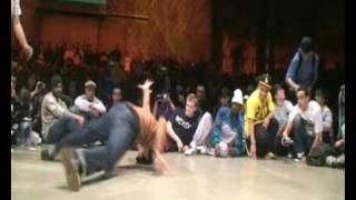 YOUSSEF vs BORN | CALL OUT | HIP OPSESSION 2009
