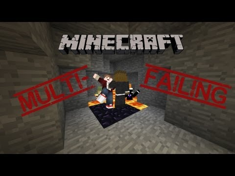 Minecraft MultiFailing Episode 1: A Beautiful Beginning