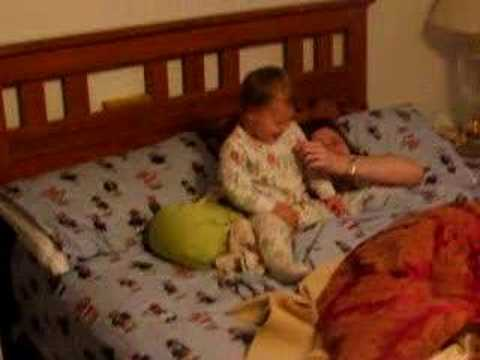 Tickle Tickle, little girl. Video