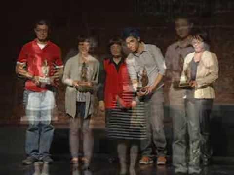 2011(第十四屆)文學獎頒獎典禮花絮影片