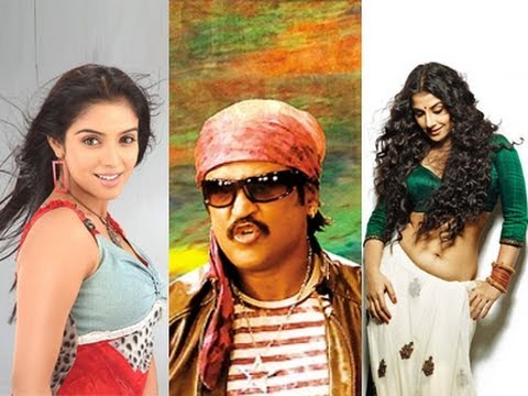 Asin or Vidya Balan may get roped in Kochadaiyan