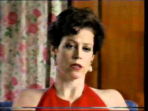 Sigourney Weaver 1992 Interview