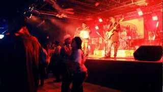"""Ruben Vela Jr. y Su Conjunto Live in Laredo, TX. """"El Coco Rayado, La Papaya, & El Parrandero"""""""