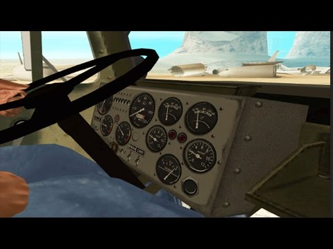 GTA San Andreas - Working Dashboard in Vehicles