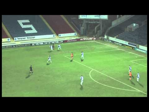 Blackburn 1-3 Fulham - Barclays U21 Premier League