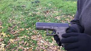 GLOCK 19 9m SHOOTING