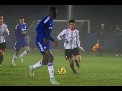 U18s: Chelsea 3-2 Fulham
