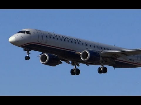 Planespotting Compilation #12: Chicago O'Hare International Airport - Dc-9, US Airways, American