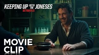 """Keeping Up With The Joneses   """"Real Cobra"""" Clip [HD]   20th Century FOX"""