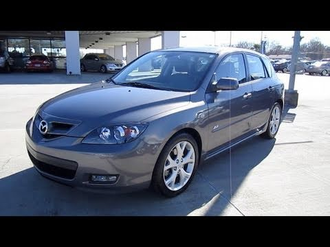 2007 Mazda 3 S Grand Touring Start Up Engine And In