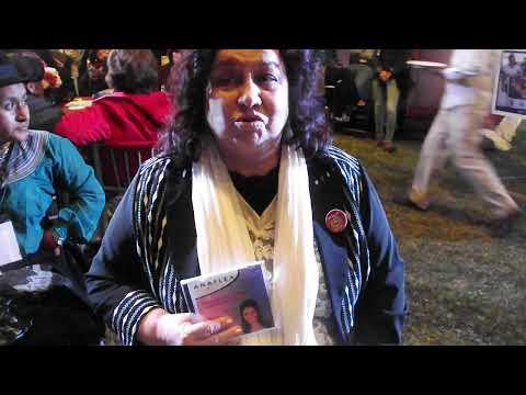 Mensaje de Gloria Rubín - Ministra de la Mujer de Paraguay - Anaflex Mujer