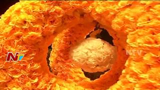 మహా జ్యోతి ప్రజ్వలన ; మూడు జన్మలలో ఉన్న పాపాలను తొలగించే హారతి | Koti Deepotsavam Day 3 | NTV