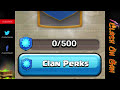 Clash Of Clans Clan Perks Explained + Clan XP Guide | Update Walkthrough